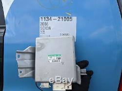 08 09 10 SCION XB ECM ECU EPS Electric Power Steering Control Module OEM PART