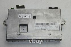 #11858 Audi A8 D3 2003-2009 LHD Multimedia Interface Kontrolle 4E0035729A
