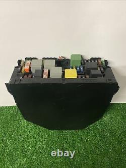 12-14 Mercedes C250 W204 Front Fuse Box SAM Control Module (Match Part Number)
