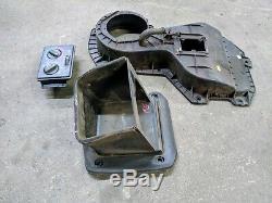 1994 S10 GMC Sonoma AC A/C Delete Heater Box Kit Control Head SWAP PARTS