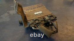 2002 Toyota Previa 2.0 D4d Diesel Injector Ecu 89871-20030 Denso 131000-1-41