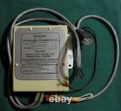 213433j Cessna Synchronizer, Prop Control Box