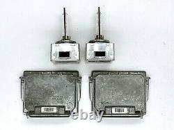 2x OEM 09-13 Volvo XC60 XC 60 Xenon HID Ballast & D1S Bulb Part No 31217050