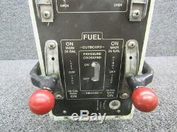 31389-000 / 31366-000 Piper PA23-250 Box Fuel Control With Levers