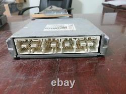 98 Toyota T100 6cly 4x2 3.4l At Ecu Ecm Computer Control Module Oem 89661-0w072