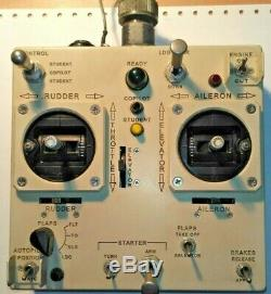 A Flight control box non transmitter for professional use