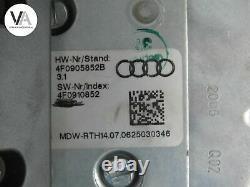 Audi A6 4F Steuergerät Lenksäule Lenkung 4F0905852B / 4F0910852
