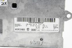 Audi A6 RS6 S6 4F A8 4E Interfacebox mit Software TV Modul Kamera 4E0035729A