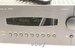 B&K AVR 305 A/V Receiver in box with AV7.1 Remote control bundle