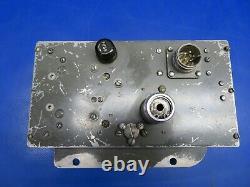 Beech G35 Bonanza Flight Research Prop Control Box P/N 31A-D (0620-351)