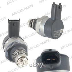 Bosch Fuel Rail Pressure Relief Regulator For Vauxhall Opel Saab 0281002507