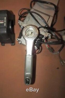 CG2C14535 Yamaha Binnacle Control Box With power Trim No For Parts 704