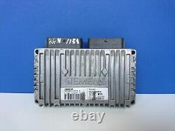 Citroen Peugeot 2.0 16v Electric Control Uni S118047801 D S118047801D 9645969180
