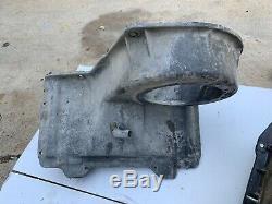 Corvette 1968-1975 A/C Air Condition Heater Boxes Control Parts Lot J16054