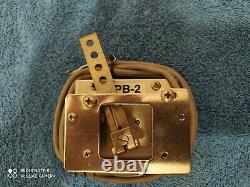 Curtis 3 Wire PB-2 Pot Box Throttle EV Controller Component