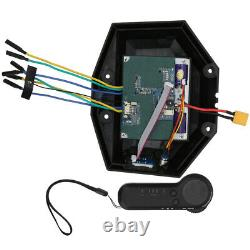 Electric Four Wheels Skate Board Belt Motor Dual Drive with Controller Box Parts
