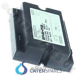 Elet0134 Zanolli Gas Pizza Oven Ignition Box Spark Control Unit Brahma Parts