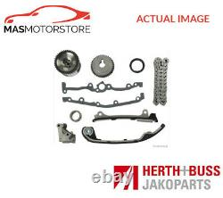 Engine Timing Chain Kit Herth+buss Jakoparts J1191012 I New Oe Replacement