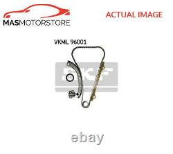 Engine Timing Chain Kit Skf Vkml 96001 P New Oe Replacement
