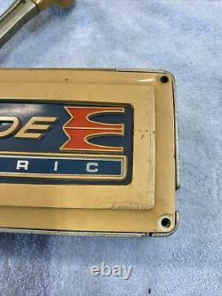 Evinrude Johnson Electric Shift Selectric Side Mount Control Box PART OR REPAIR