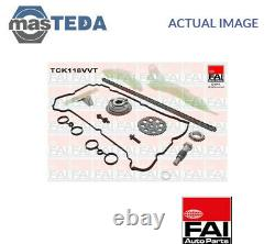 Fai Autoparts Engine Timing Chain Kit Tck118vvt P New Oe Replacement