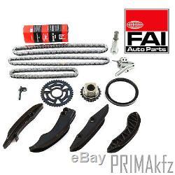 Fai TCK133C Timing Chain Timing Chain Set BMW 1er 3er 5er X1 X3 X4 Mini Clubman