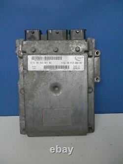 Fiat Peugeot Electric Control Uni 9663289180 9663289180 9661256980 96 612 569 80