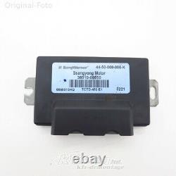 Getriebesteuergerät Ssangyong Rexton 2.7 Xdi 38510-08050 44-50-000-086-K