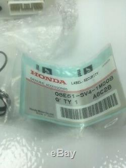 Honda Accord Security Control Unit Part # 08E51-SDA-101A & Mount Kit Open Box