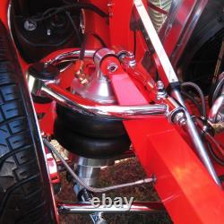 JLM Short Corner Killer Tubular Upper Control Arm Set front suspension parts