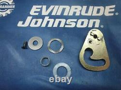 Johnson Evinrude Omc Brp Control Box Warm Up Lever Parts 325780 393219 & More