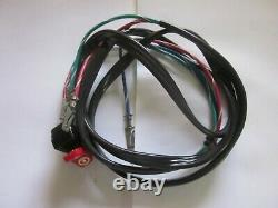 Johnson Evinrude Trim Tilt Switch For Control Box Handle Oem New Part 173648