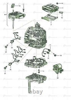 Lavida Wiring Set For 6-Speed Automatic Gearbox 09G927363B Brand New Genuine