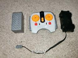 Lego Train Electric Parts Motor 88002 Battery Box 88000 IR Speed Controller 8879