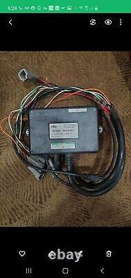 Lenco marine trim tab control box part # 15071-001