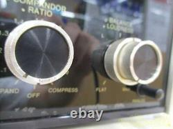 MCINTOSH Control / Pre amplifier C34V #EB4209 With Wooden Case And ORIGINAL Box
