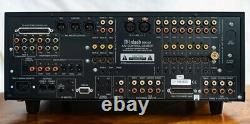 McIntosh MX119 AV Control Center in Excellent Condition withorig Manual & Boxes