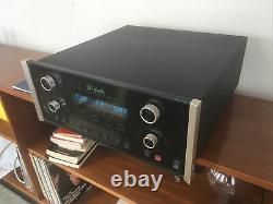 Mcintosh MX119 A/V Control Center Preamplifier with Remote, Box & Manual. Clean