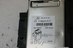 Mercedes Benz R230 SL 55 500 SAM Zentral Elektrik Sicherungs Kasten A2305450932