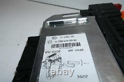 Mercedes R230 SL500 SAM UNIT Zentral Elektrik Sicherungs Kasten A2305450932