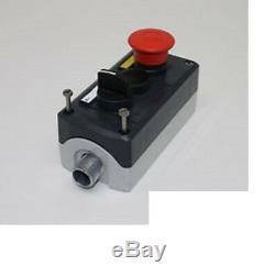 NEW Genie AWP Platform Control Box 3 Button (Part # 100256, 100256GT)