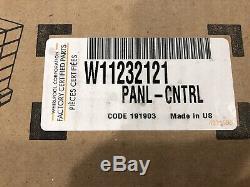 New Part Open Box COMPLETE PANEL-CONTROL JENN AIR PART W11232121