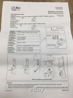New Viking Liko Light Control Box, Liko Patient Lift Part No 20390007 New In Box