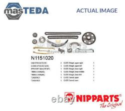 Nipparts Engine Timing Chain Kit N1151020 L New Oe Replacement