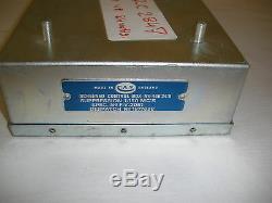Nos Genuine Cav Shunt / Control Box 24v Land Rover Series 109 V8 Part No Prc2847