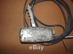 Old Style Mercury Kiekhaefer Control Box No Key For Parts