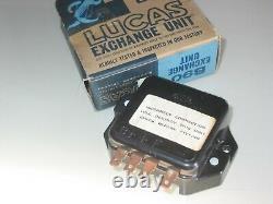 Rover P5b / P6b 4tr Alternator Control Box Nos Stock Genuine Part 4 Pin