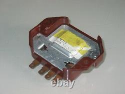 Rover P5b / P6b 4tr Alternator Control Box Red Nos Stock Genuine Part 4 Pin