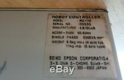 SEIKO Epson RC170 Robot Controller CONTROL BOX parts as is untested