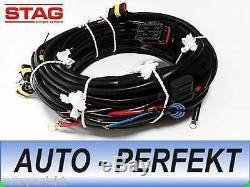Sequence AC STAG-4 Q-BOX Plus 4cyl Electronic parts ECU Controller KIT
